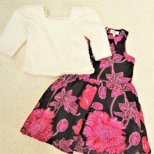 Girls 5 GB Girls Gianni Bini dress sweater chunky